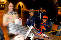 Cub Scouts Pinewood Derby -2055
